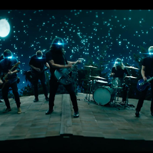Foo Fighters Sky Is A Neighborhood video
