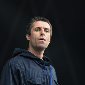 Liam Gallagher Lollapalooza Paris July 2017