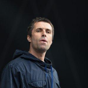 Liam Gallagher Lollapalooza Paris July 2017