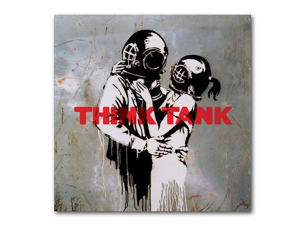 Blur - Think Tank album cover