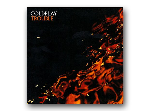 Coldplay - Trouble album cover