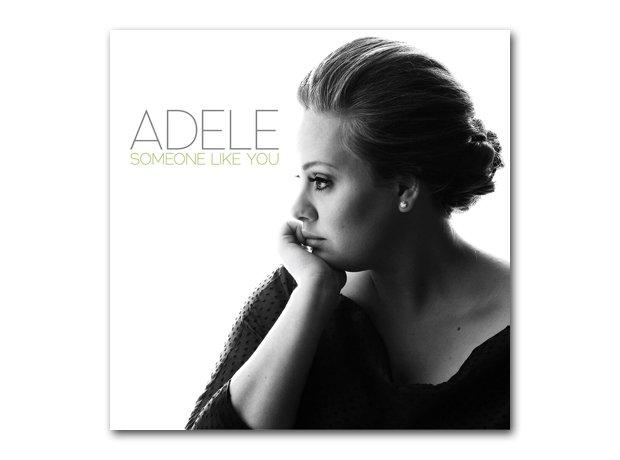 Adele - Someone Like You album cover