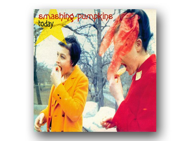 Smashing Pumpkins - Today album cover